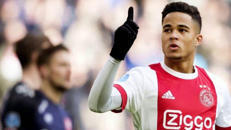 Για το ενδεχόμενο να μεταγραφεί μελλοντικά σε ομάδα της Αγγλίας μίλησε ο νεαρός αστέρας του Ajax, Justin Kluivert, γιος του μεγάλου θρύλου...