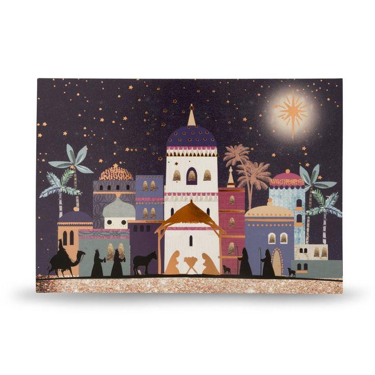 Bethlehem Christmas Cards