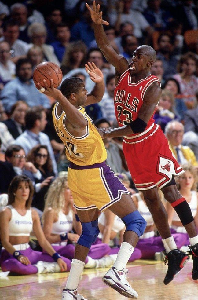 c554388ffc2 MICHAEL JORDAN VS. MAGIC JOHNSON #jordanvsmagic #magicvsjordan # michaeljordan #michaeljordan23 #jordan #jordan23 #mj23 #mj #airjordan  #jumpman #chicagobulls ...