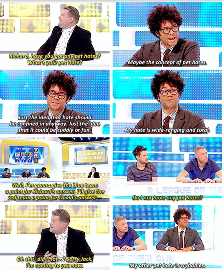 A League of Their Own, Richard Ayoade, Jack Whitehall, James Corden