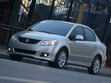 Suzuki SX4 Sedan , 2008- Por la ciudad