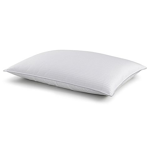 The Seasons Collection® White Down Back Sleeper Pillow