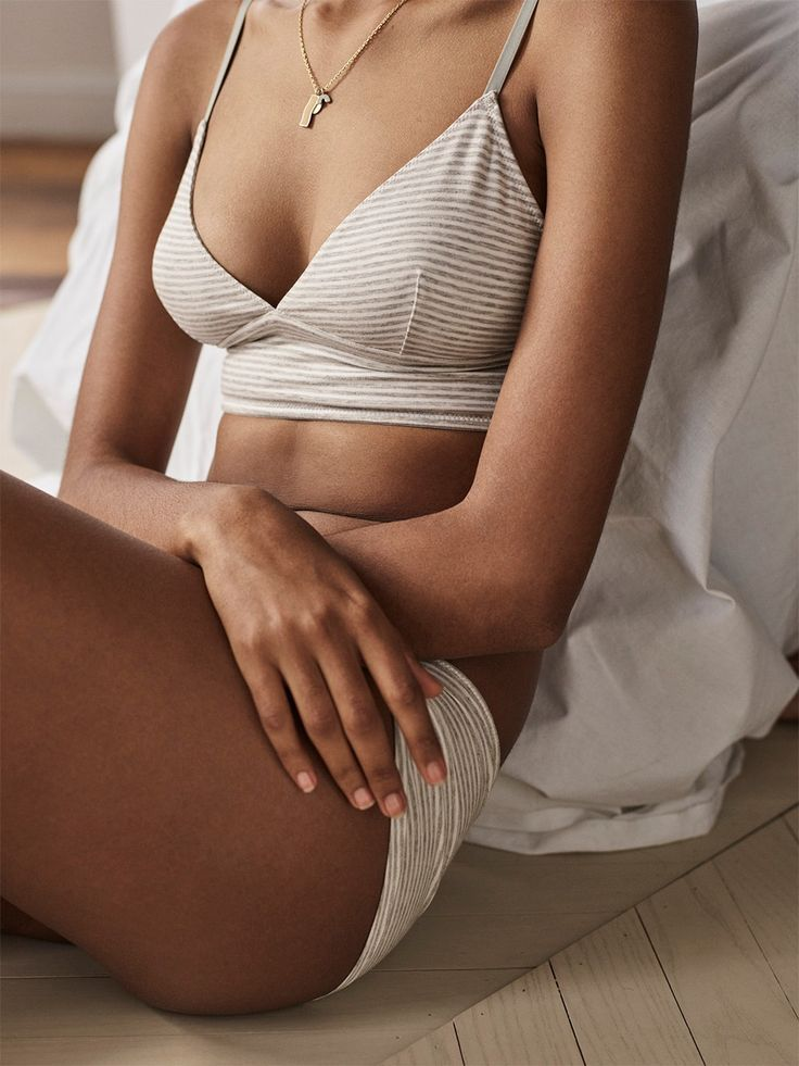 simple and comfortable lingerie