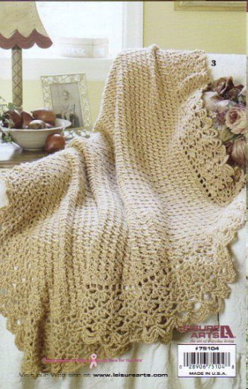 Luxurious Afghans - Crochet Patterns