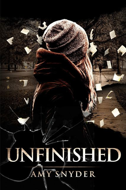 """Unfinished"" by Amy Snyder"