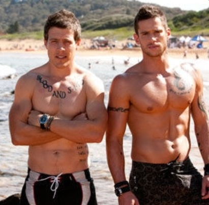 Braxton brothers from home and away