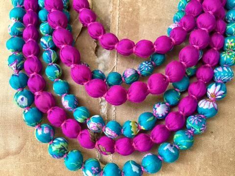 Silk Beads – Summer House NZ