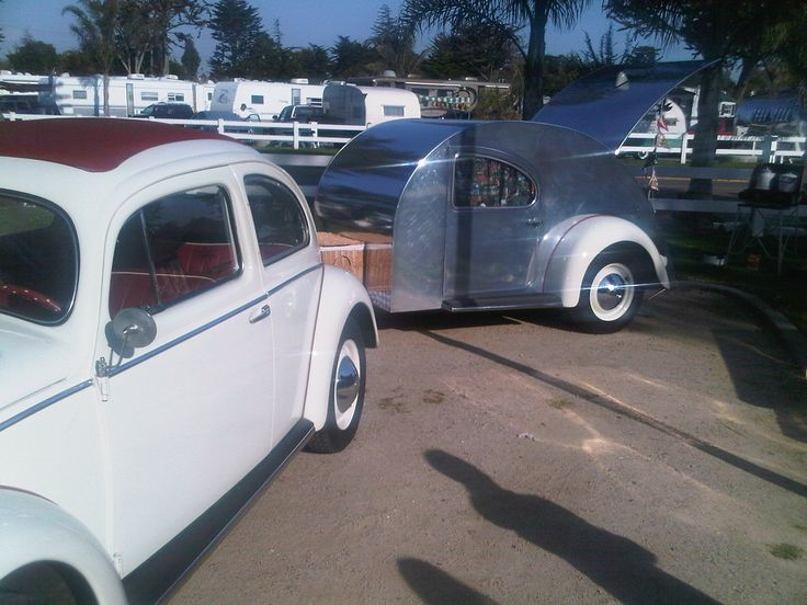Tiny Trailers and Teardrops - Vintage Camper Trailers