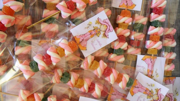 Souvenirs para cumplea os infantiles dulce color - Detalles originales para cumpleanos infantiles ...