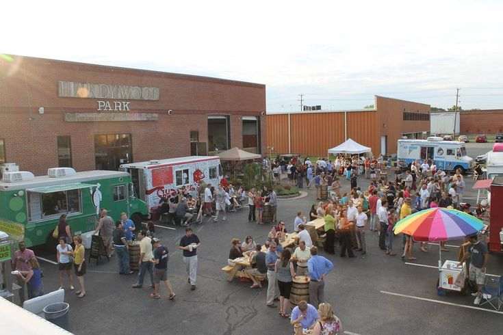 Wall Street Journal 4/5/16  The Beer Geek's Guide to Richmond, Virginia Once a craft brew desert, the southern city is now home to one of the region's fastest growing beer scenes  The food truck court at the Hardywood Craft Brewery which happens every Thursday starting in spring. ...