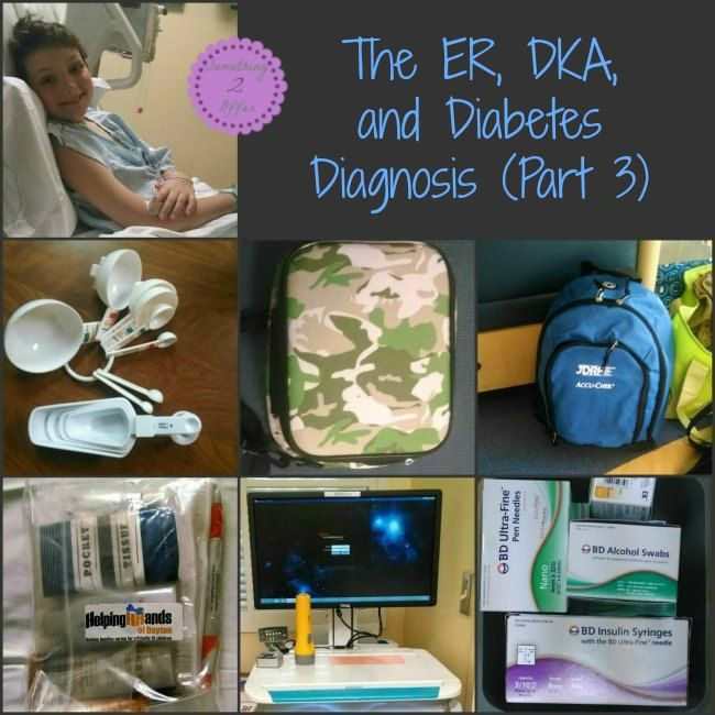 12/13/14 The ER, DKA, and Diabetes Diagnosis (Part 3)| Something 2 Offer| Welcome back to Day 3 of our grueling adventure of discovering our oldest son has Type 1 Diabetes.