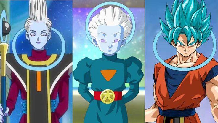 Mengenal Tugas dan Kekuatan 12 Malaikat di Alam Semesta Dragon Ball Super, 12 Malaikat Dragon Ball Super Angel, 12 Angel Dragon Ball Super