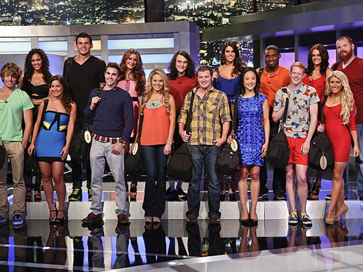 """Big Brother"" season 15 cast"