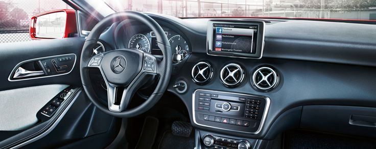 Mercedes-Benz Australia - Mercedes-Benz A-Class Fascination - Images & Films