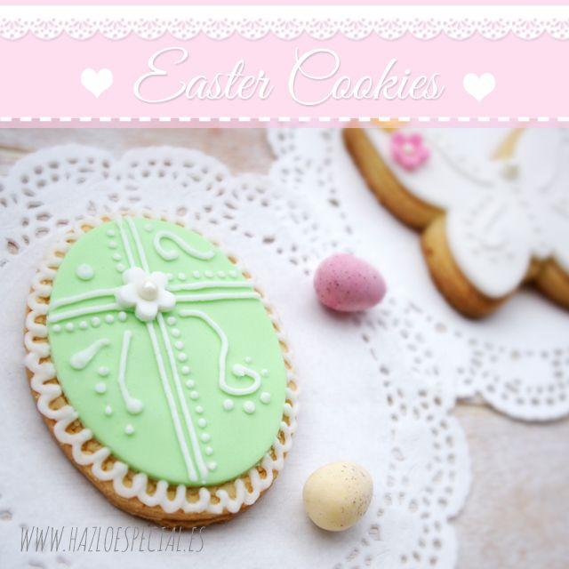 ... Cookies - Easter on Pinterest | Sugar cookies, Cookie ideas and Eggs