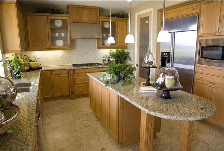 cocina-pequena-estrecha-isla-marmol.jpeg (760×514)