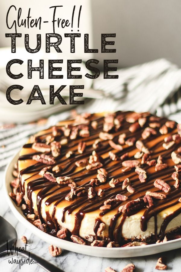 Gluten Free Turtle Cheesecake Recipe With Images Gluten Free