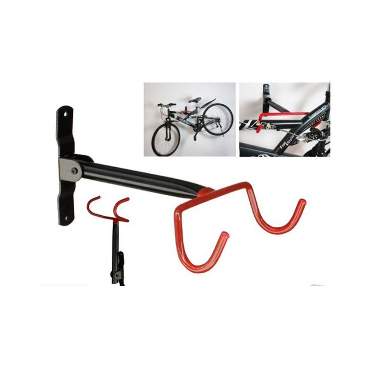 How To Hang Bike On Wall best 20+ bike hooks for garage ideas on pinterest | bike racks for
