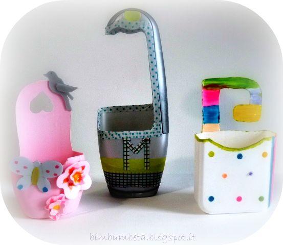 Bim Bum Beta: EcoCraftTour: Chi ha visto il mio telefonino? {Riciclando...Ri-util-izzando!}