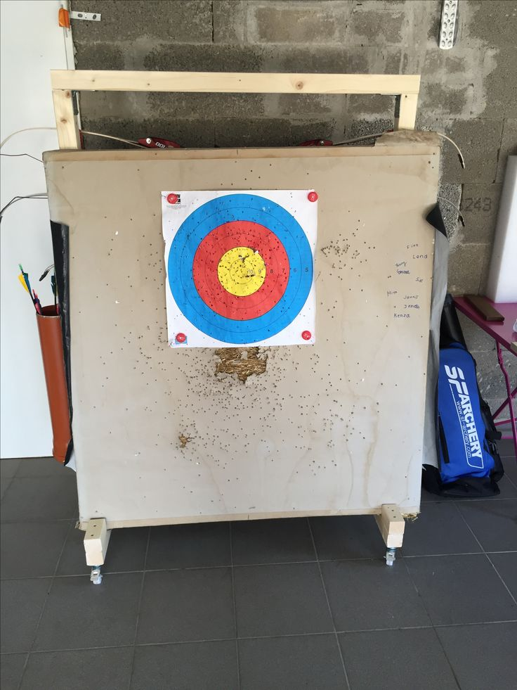 Archery Targed and Stand