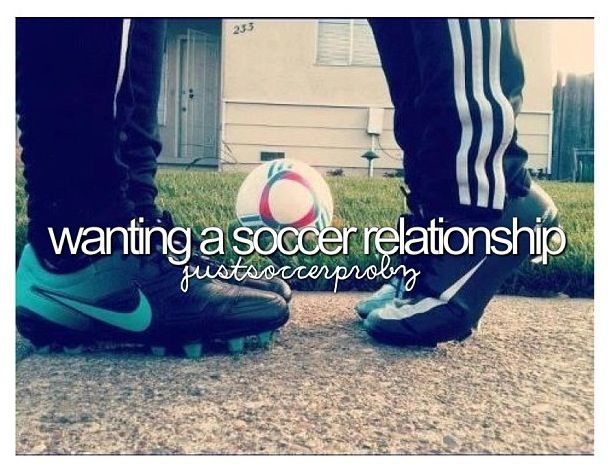 yasss always soccer...
