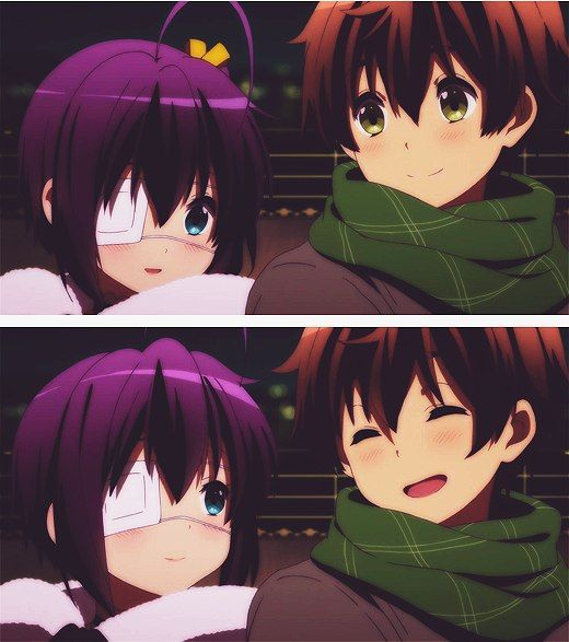 17 best images about yuuta x rikka on pinterest other