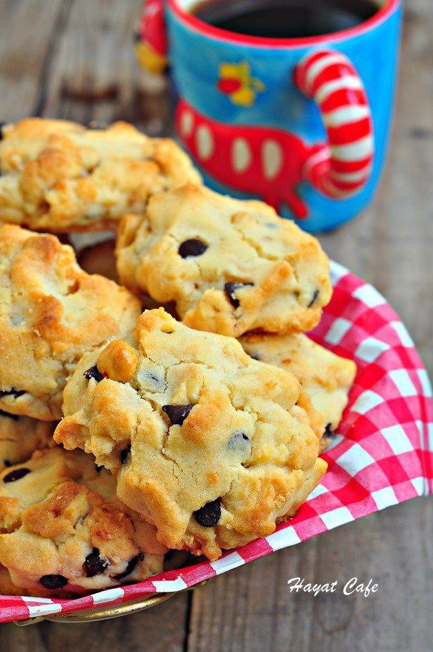 şekilsiz kurabiye