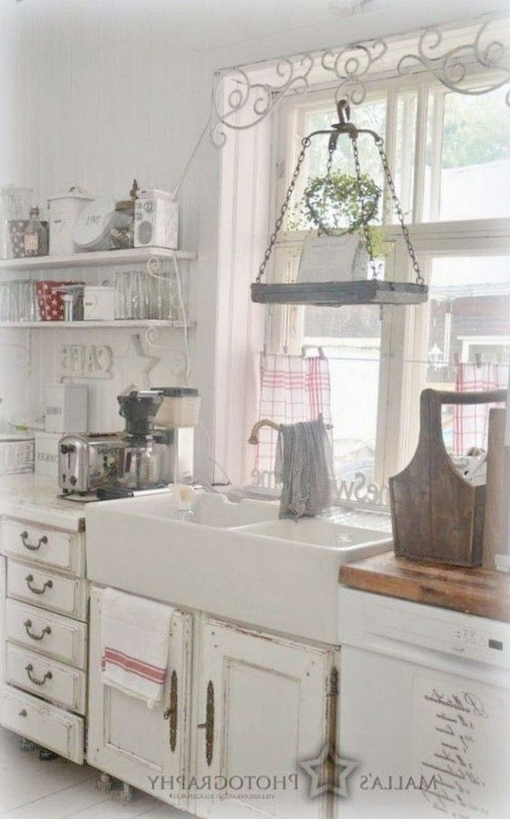 Shabby Chic Kitchen Ideen Auf A Budget In Home Decorators Collection Savoy Vanity Les Shabby Chic Kitchen Shabby Chic Room Shabby Chic Dining Room