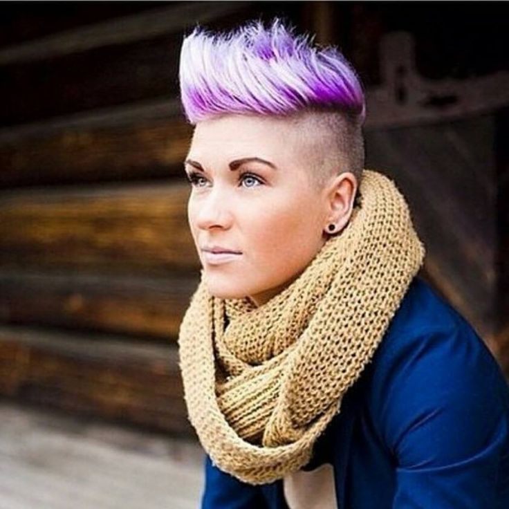 17 best ideas about women 39 s faux hawk on pinterest mohawk with braids what is te and what is heat. Black Bedroom Furniture Sets. Home Design Ideas