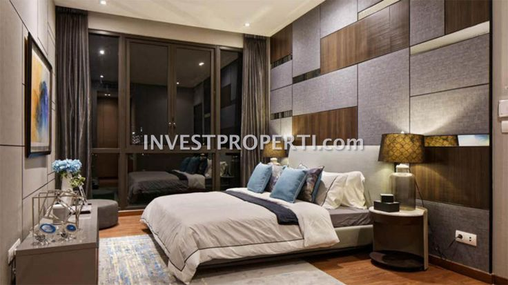 Design interior bedroom NavaPark BSD