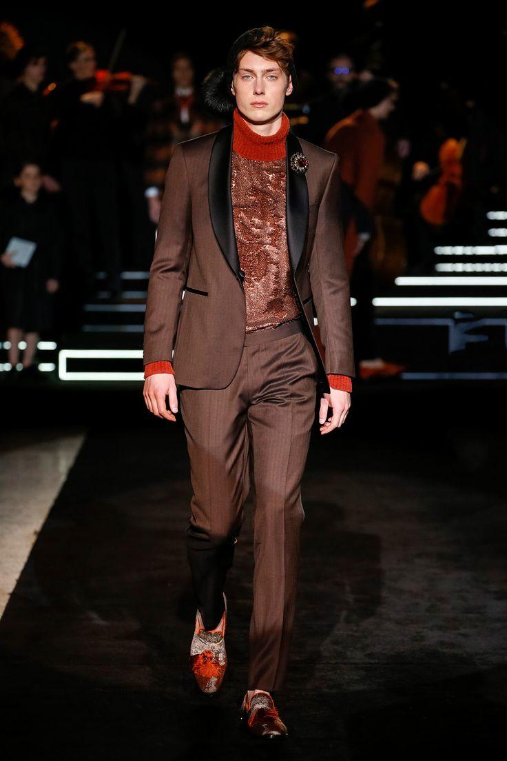 AW16 Menswear Show