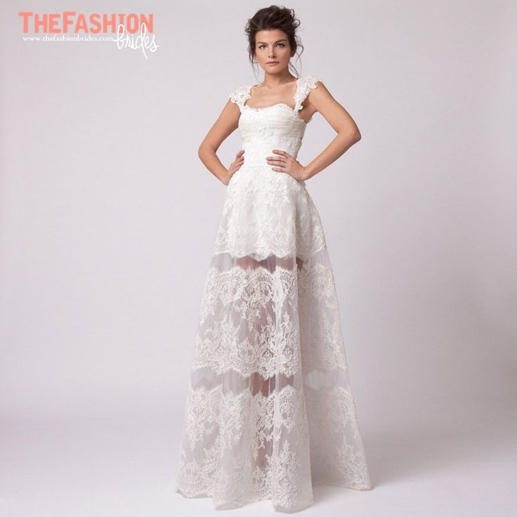 Long gone are the days when the traditional wedding dress reigned supreme. While it still has its devoted followers, a classic wedding gown also faces competition in the rising gown dubbed the