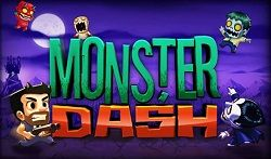 Enjoy with the most amazing puzzle game Monster Dash just at http://game4b.com/online-games/Monster-Dash
