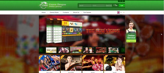 Green Dragon 88, sebuah perusahaan yang berbasis sebuah Casino bertempat di Kamboja. Perusahaan Green Dragon 88 salah satu perusahaan terbesar di Kamboja. Sebelum memasuki ke dalam Casino Online, perusahaan ini menjalankan permainan Casino hanya melalui live atau anda datang langsung ke Casino ini.