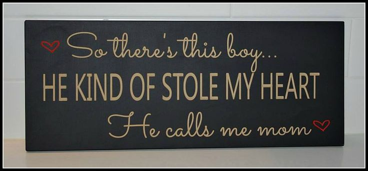 20x8 So there's this boy... Sign