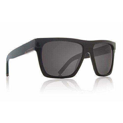 Dragon Alliance Regal Sunglasses, Jet, Grey