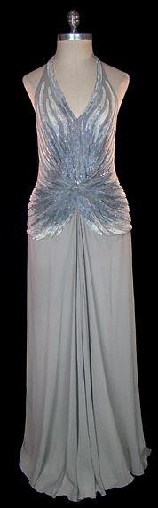 vintage versace dresses