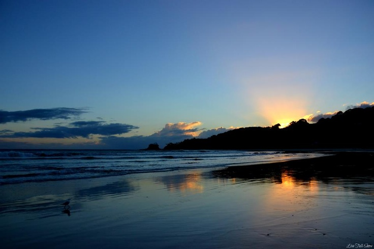 Sunrise Byron Bay, Australia - May 2012