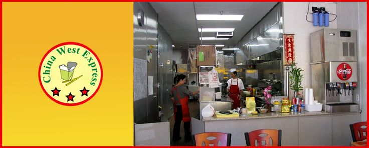 China west express is a chinese restaurant in tustin ca