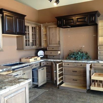 Cool Cabinet Features - kitchen cabinets - other metro - Hunts Home  Interiors & Design