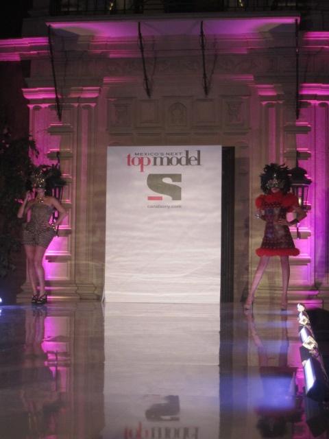 Mexico's Next Top Model y El Reforma.