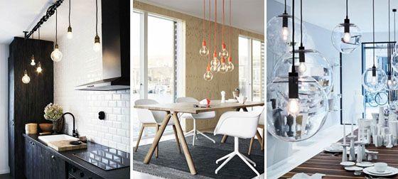 TREND. Verlicht je huis met hangende lampen - Gazet van Antwerpen: http://www.gva.be/cnt/dmf20151126_01990893/de-mooiste-hanglampen