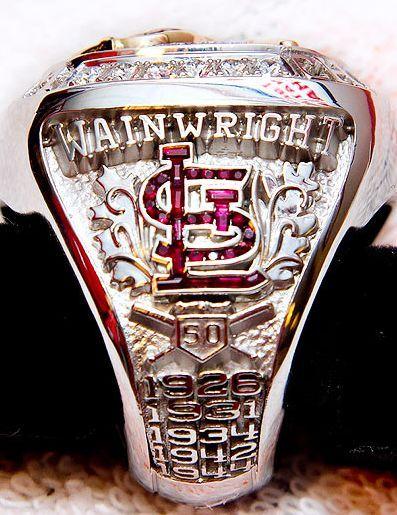 st.louis cardinals World Series | St. Louis Cardinals' World Series rings ...