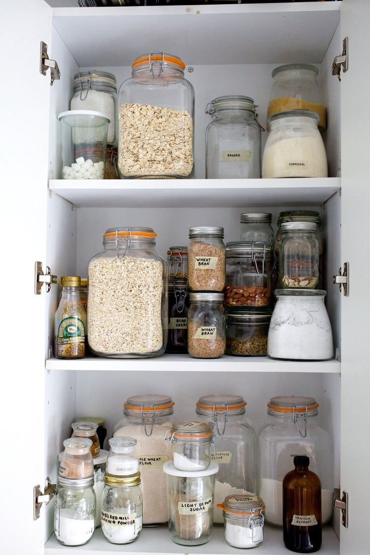 Organizing Kitchen Pantry 17 Best Images About Organize Pantry On Pinterest Pantry