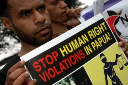 Stop Violence In Papua