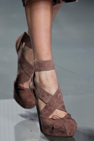 Christian Dior: 2012 Shoes, Christian Dior, Fall 2012, Beautiful Shoes, Dior Fall, Ballet Shoes, Dior Shoes, Ballet Pumps, Ballerinas Shoes