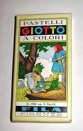 colori giotto