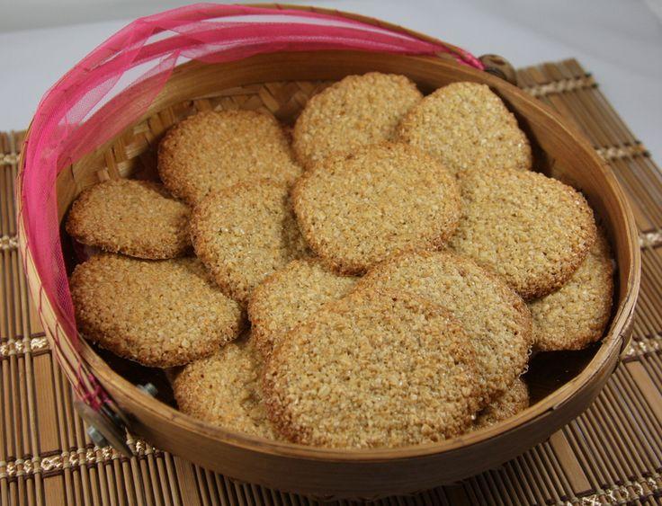 Rencia's 3 Ingredient Oat Cookies!
