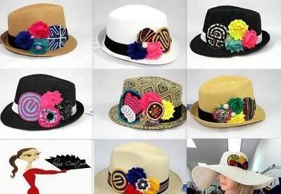gorras decoradas con perlas - Buscar con Google