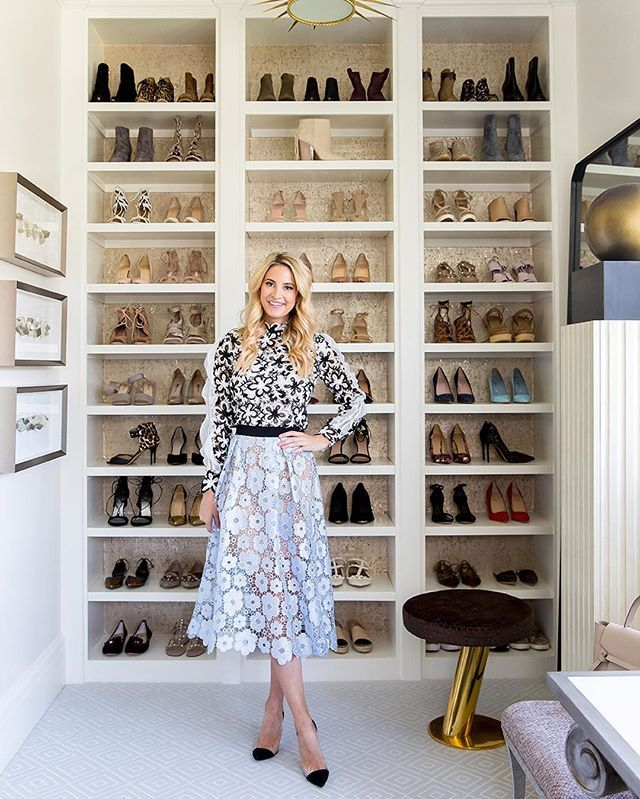 Sharing my closet reveal with @alicelanehome today on theivorylane.com! #dreamcloset #closet #alicelane
